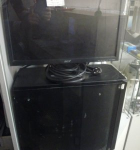 Монитор Acer и системник  Ramec