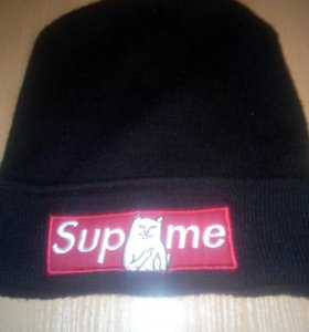 Шапка Supreme&Ripndip