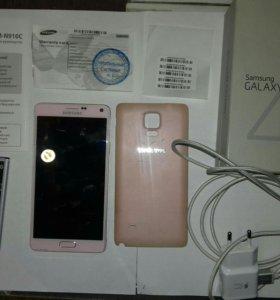 Samsung Galaxy Note 4 SM-N910C РСТ.