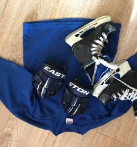 Хоккейная экипировка 4-6 лет