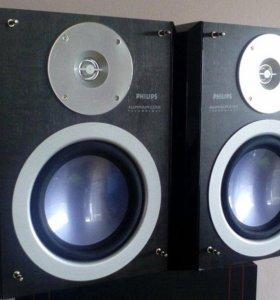 Полочная акустика Philips MZ-9, 2x100w макс.
