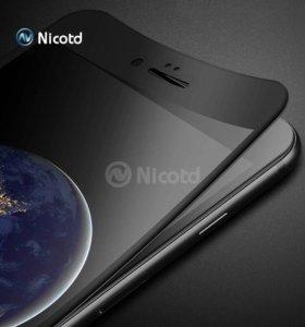 Защитное 3D бронестекло iPhone