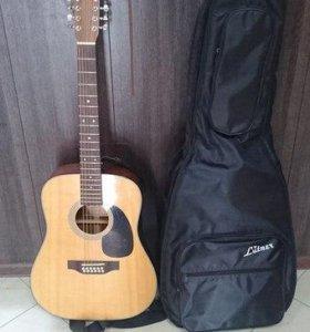 Гитара Sigma Guitars Dm12-1st