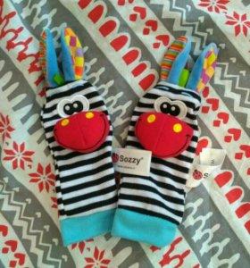Новые носочки для малышей