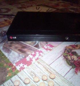 DVD-проигрыватель с караоке