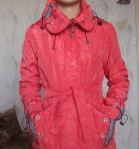 куртка и ветровка