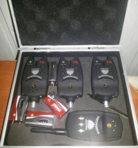 Сигнализатор с пейджером 3+1