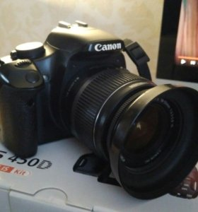 Canon 450D Kit