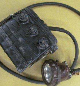 фонарь шахтёрский
