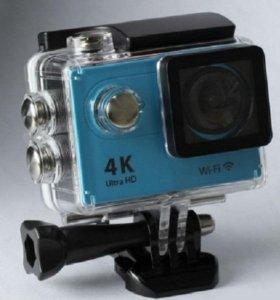 Экшн-камера в качестве 4K.