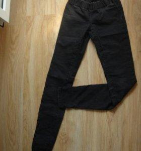 Джинсы на резинке Trf Denim (Zara)