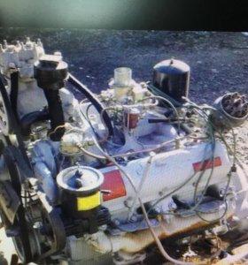 Продам недорого Двигатель ЗиЛ-131 ,КПП, Раздатка,