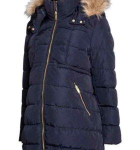 Куртка зимняя для беременных H&M