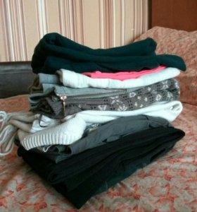 Продам женскую одежду пакетом