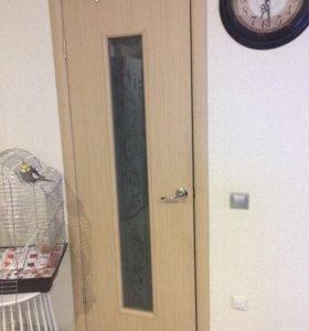 Двери межкомнатные (60 см)