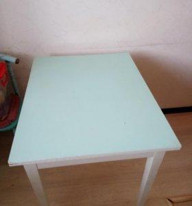 Стол обеденный кухонный б/у