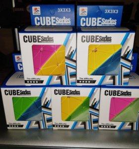 Пирамиды Рубика