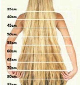 Наращивание волос (микрокапсулы)