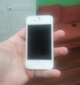Iphone 4s 16 white