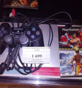 Игровая приставка Sony