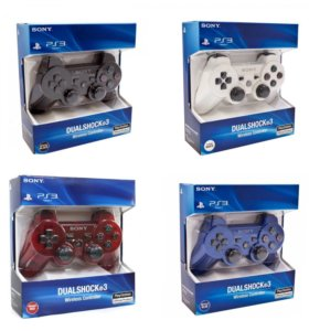 Джойстик для PlayStation 3 Dualshock3 PS3