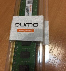 ОЗУ DDR3 4 gb