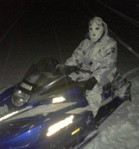 Снегоход ямаха срх 700