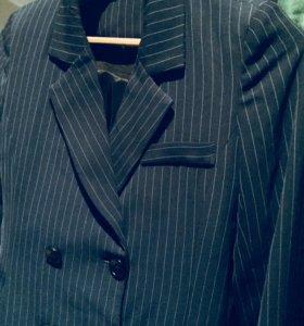 Платье- пиджак! Ультрамодно