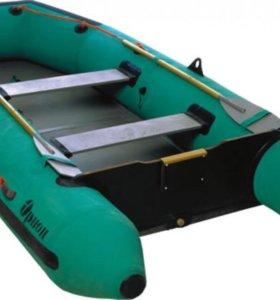 лодка Ореон25 с мотором Вихрь30