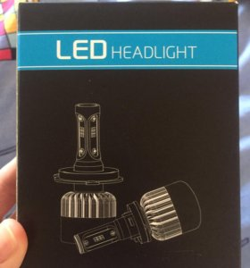Лампа светодиодная 6000K