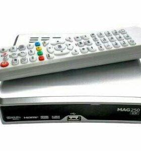 IPTV приставка MAG 250 mini