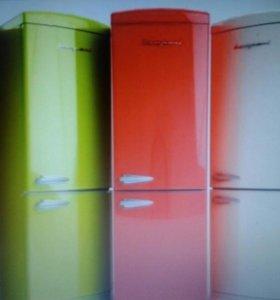 Ремонт бытовых и промышленых холодильников.