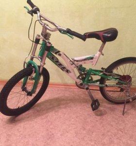 Велосипеды от 6до11 лет