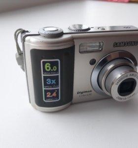 Цифровой фотоаппарат 6 mpxl
