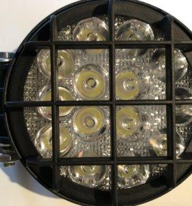 Фара LED диодная с защитой