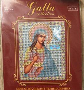 Святая Ирина Новый вышивальный набор бисером
