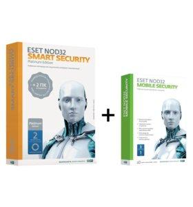 NOD32 Platinum Edition + Mobile Security