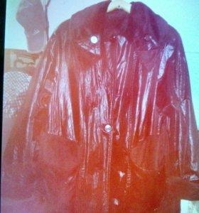 Черный металлик пальто для беременных