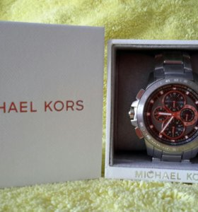Новые фирменные часы MICHAEL KORS. Не реплика!!!
