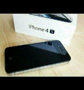 Продам Iphone 4 s 16g.