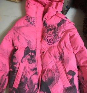 Куртка горнолыжная(зима)