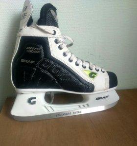 Хоккейные коньки Graf ultra f10