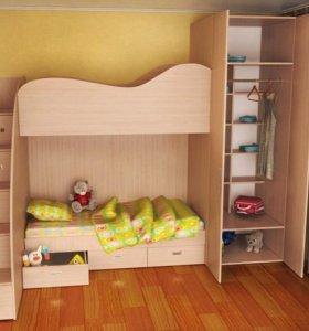 Кровать +