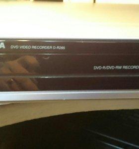 DVD видеорекордер Toshiba D-R265-s-tr