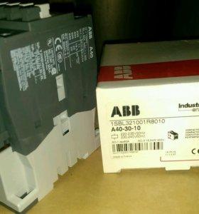 пускатель ABB A40-30-10 ОРИГИНАЛ