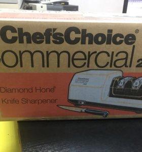 Электрическая точилка для ножей(ножеточка)Chef's