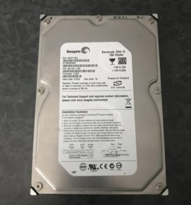 Жесткий диск SEAGATE 250GB SATA