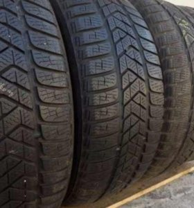 245 45 19 Pirelli Winter SottoZero 3 комплект И па