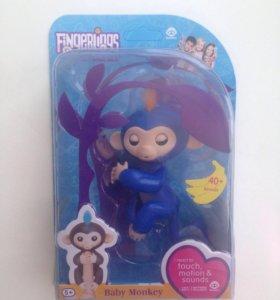 Интерактивные обезьянки