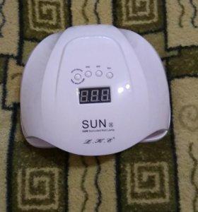 Led Uv Лампа 54W